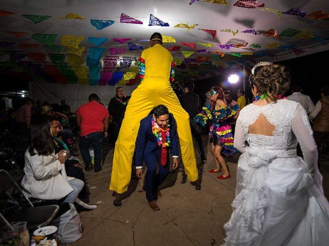 La boda de Baruc y Fany en Oaxaca, Oaxaca 59