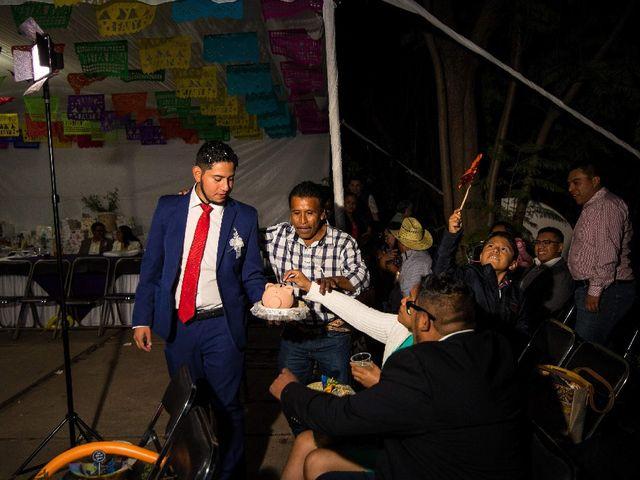 La boda de Baruc y Fany en Oaxaca, Oaxaca 61
