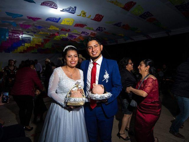 La boda de Baruc y Fany en Oaxaca, Oaxaca 62