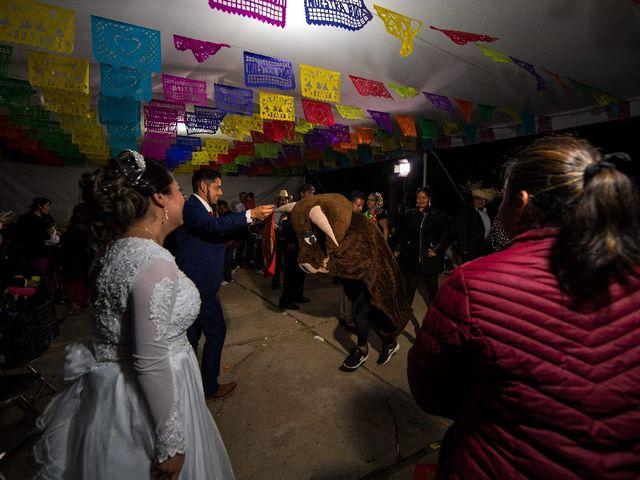 La boda de Baruc y Fany en Oaxaca, Oaxaca 63