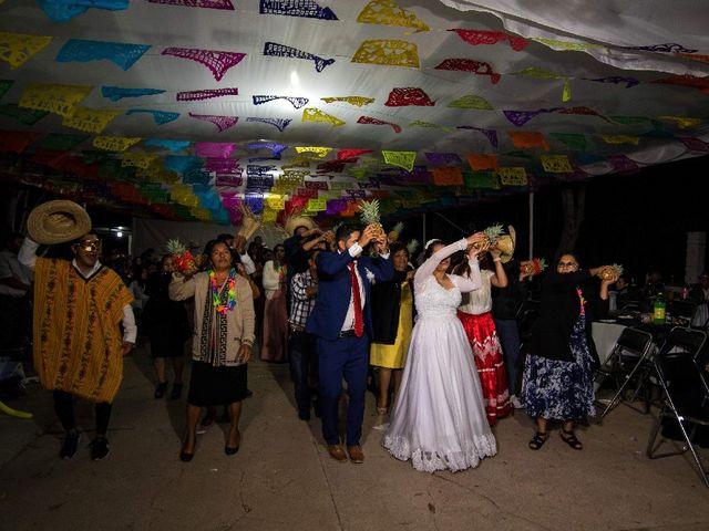 La boda de Baruc y Fany en Oaxaca, Oaxaca 65