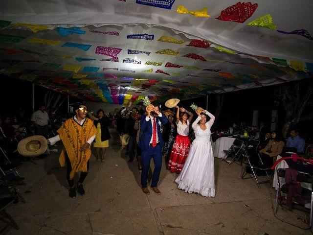La boda de Baruc y Fany en Oaxaca, Oaxaca 66