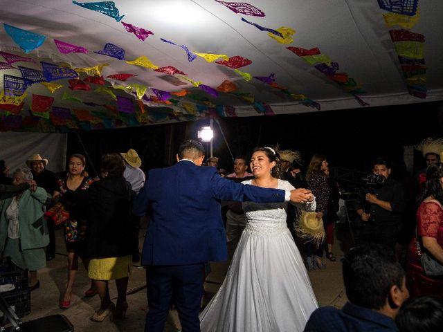 La boda de Baruc y Fany en Oaxaca, Oaxaca 67