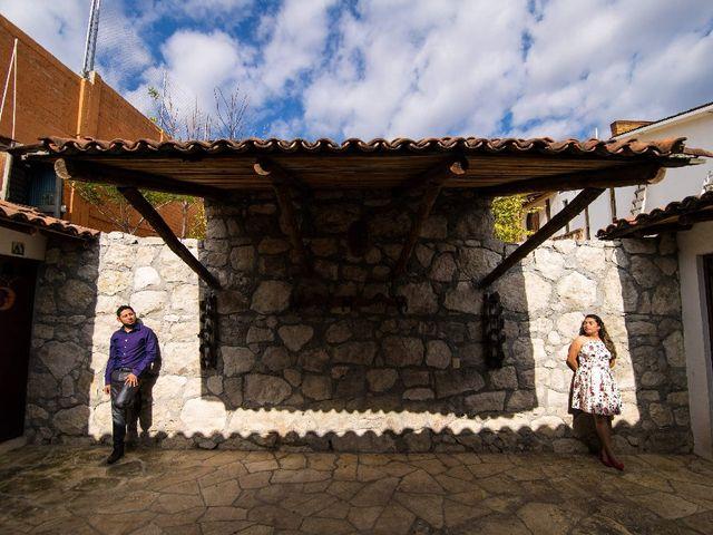 La boda de Baruc y Fany en Oaxaca, Oaxaca 69