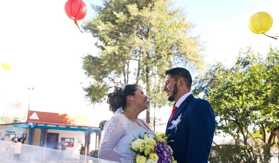 La boda de Baruc y Fany en Oaxaca, Oaxaca