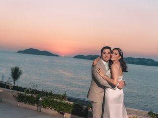 La boda de Rocío y Sebastián