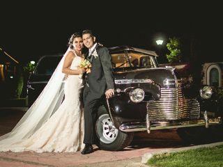 La boda de Karla y Martín