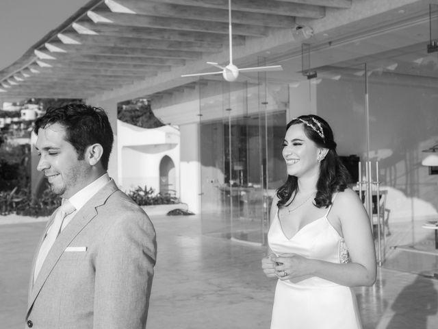 La boda de Sebastián y Rocío en Acapulco, Guerrero 35