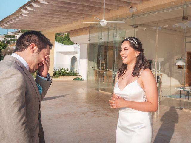 La boda de Sebastián y Rocío en Acapulco, Guerrero 36