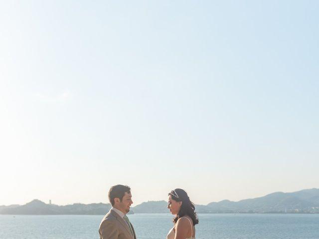 La boda de Sebastián y Rocío en Acapulco, Guerrero 38