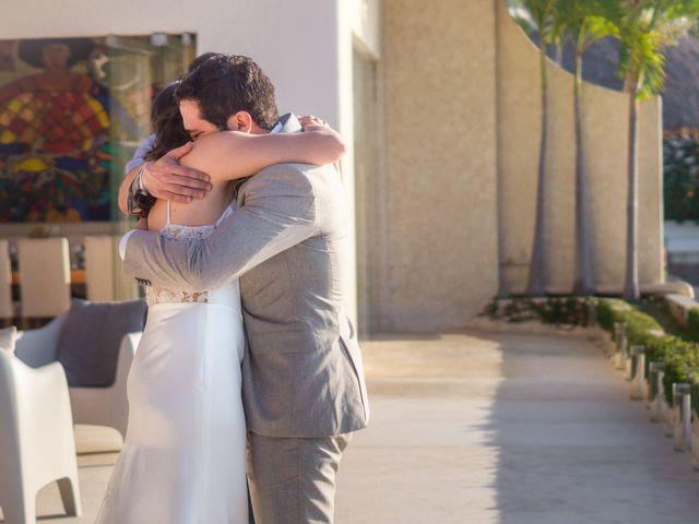 La boda de Sebastián y Rocío en Acapulco, Guerrero 39