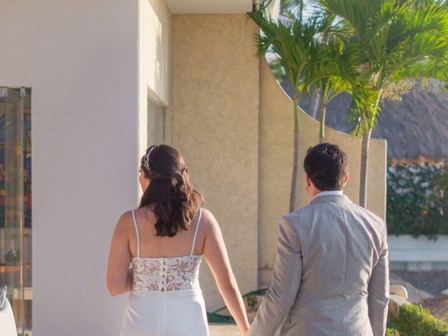La boda de Sebastián y Rocío en Acapulco, Guerrero 40