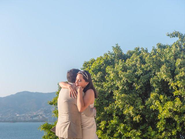 La boda de Sebastián y Rocío en Acapulco, Guerrero 41