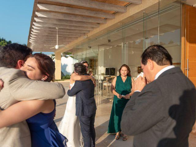 La boda de Sebastián y Rocío en Acapulco, Guerrero 48