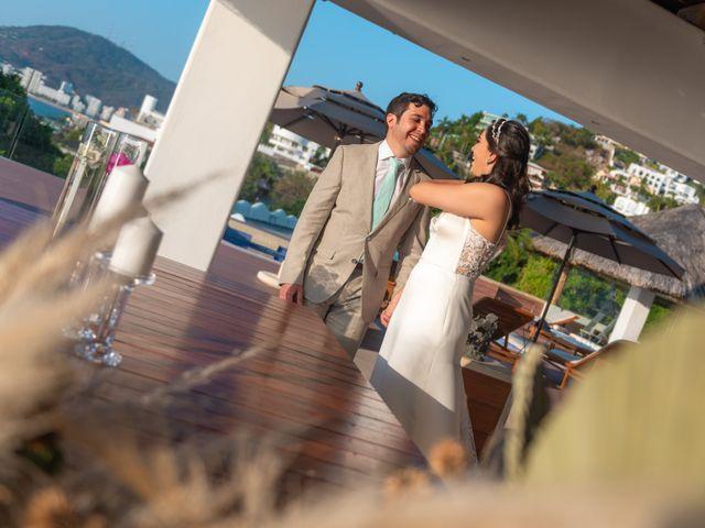 La boda de Sebastián y Rocío en Acapulco, Guerrero 51