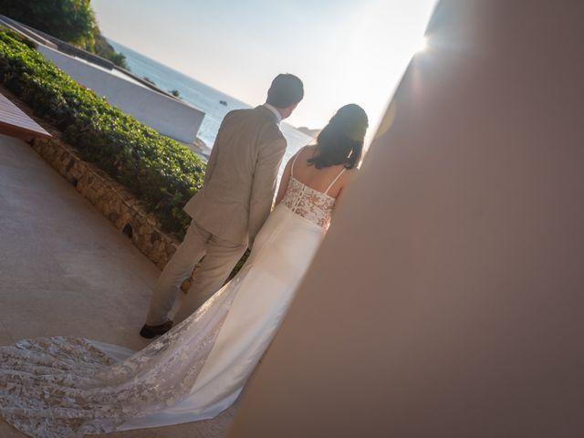 La boda de Sebastián y Rocío en Acapulco, Guerrero 52