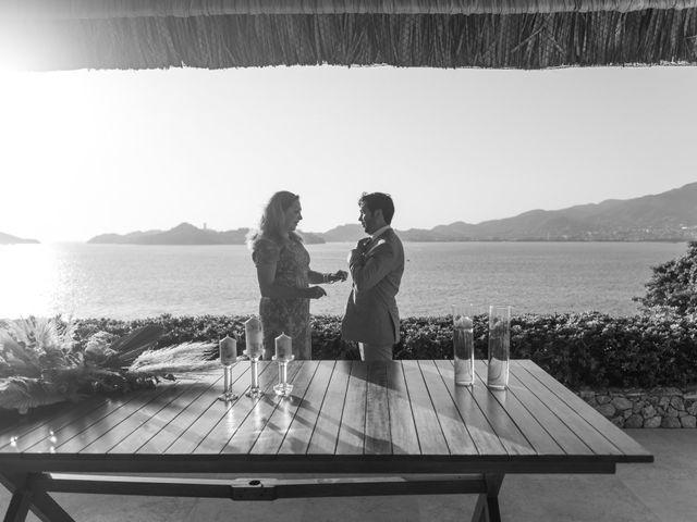 La boda de Sebastián y Rocío en Acapulco, Guerrero 54