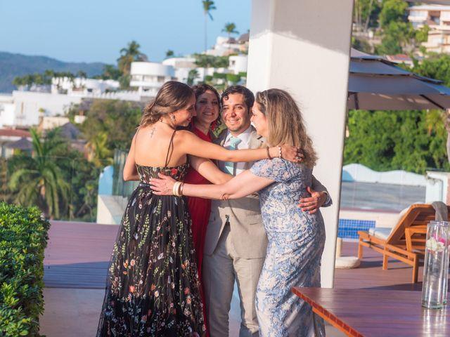 La boda de Sebastián y Rocío en Acapulco, Guerrero 55
