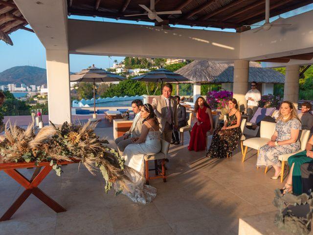La boda de Sebastián y Rocío en Acapulco, Guerrero 60