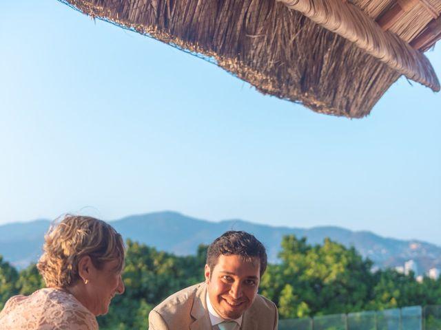 La boda de Sebastián y Rocío en Acapulco, Guerrero 62