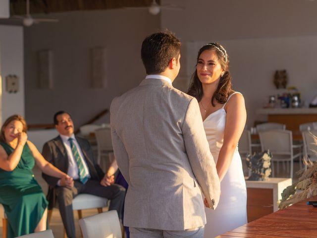 La boda de Sebastián y Rocío en Acapulco, Guerrero 65