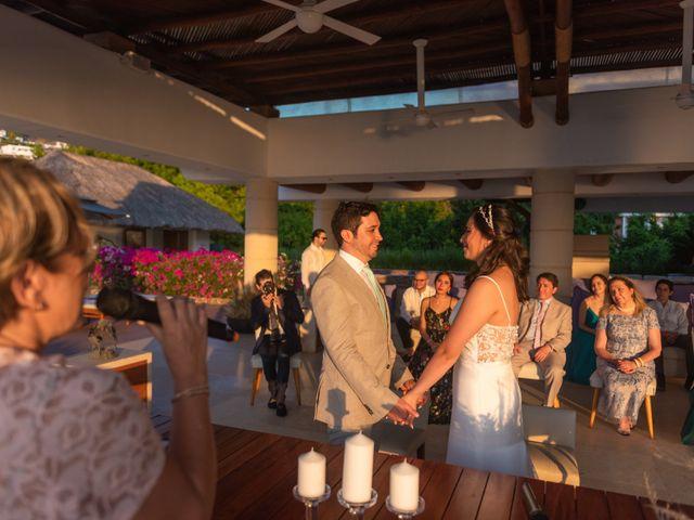 La boda de Sebastián y Rocío en Acapulco, Guerrero 67