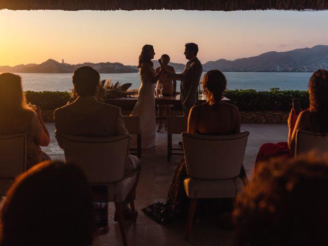 La boda de Sebastián y Rocío en Acapulco, Guerrero 70