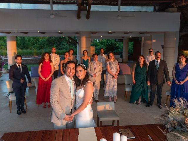 La boda de Sebastián y Rocío en Acapulco, Guerrero 75