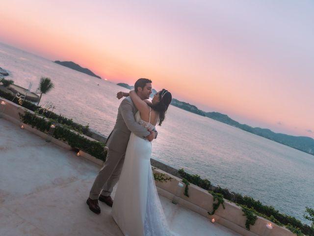 La boda de Sebastián y Rocío en Acapulco, Guerrero 78