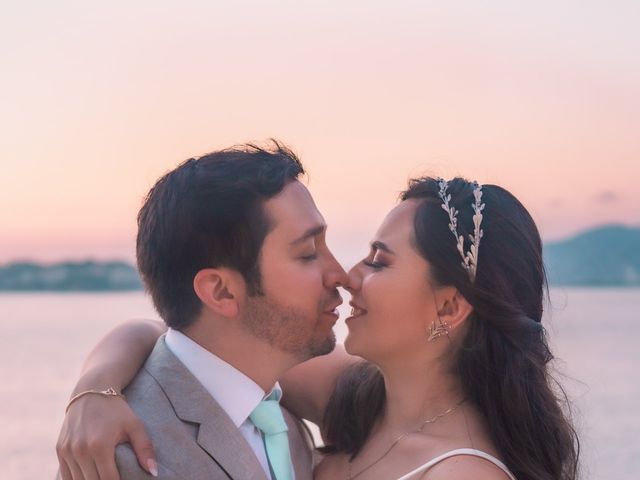 La boda de Sebastián y Rocío en Acapulco, Guerrero 79