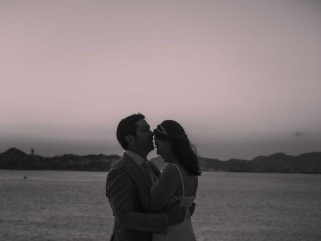 La boda de Sebastián y Rocío en Acapulco, Guerrero 81