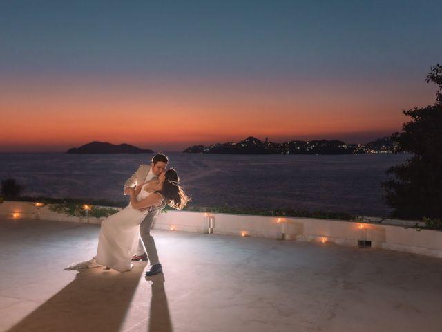 La boda de Sebastián y Rocío en Acapulco, Guerrero 82