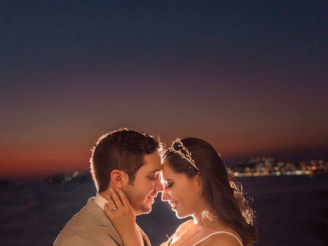 La boda de Sebastián y Rocío en Acapulco, Guerrero 85