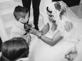 La boda de Marlene y Fransisco 1