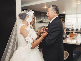 La boda de Marlene y Fransisco 2