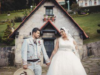 La boda de Marlene y Fransisco
