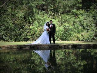 La boda de Miguel Alberto  y Ana Karina