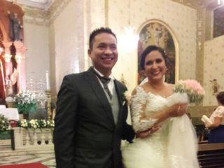 La boda de María   y Jonathan  1
