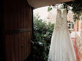 La boda de Claudia y Oscar 1