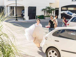 La boda de Karla y Amine 1
