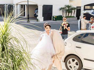 La boda de Karla y Amine 2