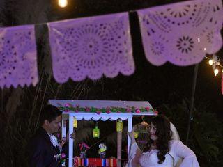 La boda de Misty y René 2