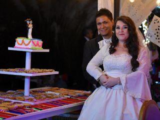 La boda de Misty y René