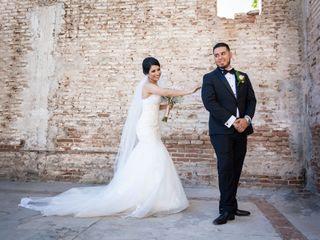 La boda de Berenice y Aarón 3