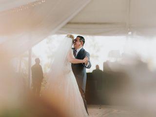 La boda de Suseth y Samuel