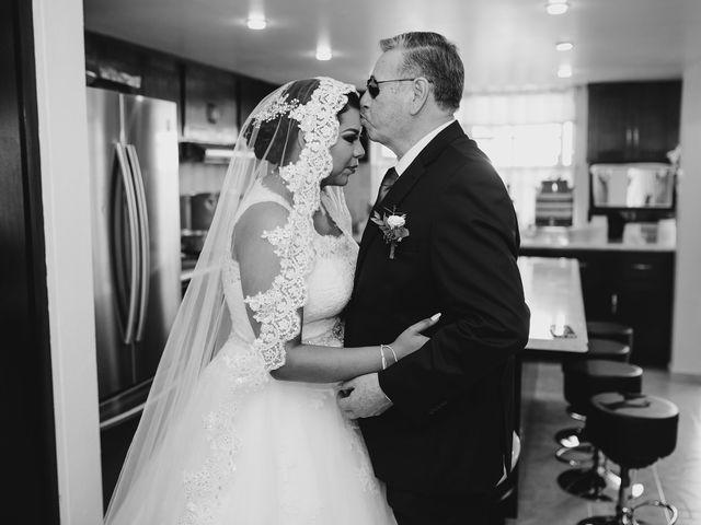 La boda de Fransisco y Marlene en Atizapán de Zaragoza, Estado México 3