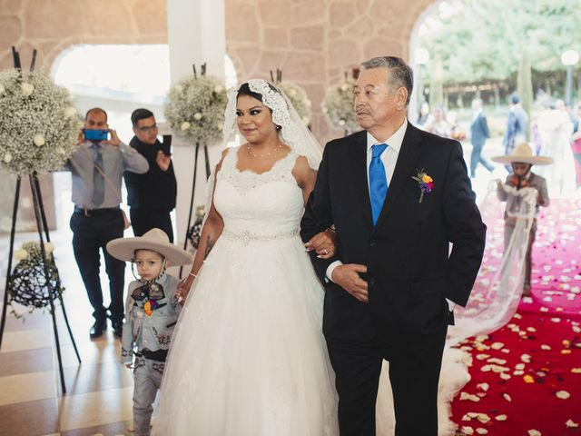 La boda de Fransisco y Marlene en Atizapán de Zaragoza, Estado México 6