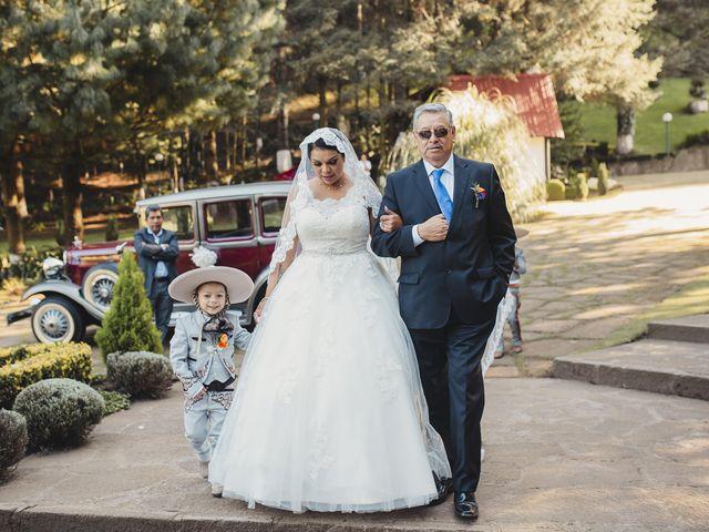 La boda de Fransisco y Marlene en Atizapán de Zaragoza, Estado México 7