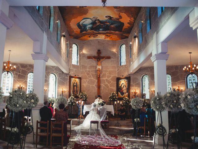 La boda de Fransisco y Marlene en Atizapán de Zaragoza, Estado México 10