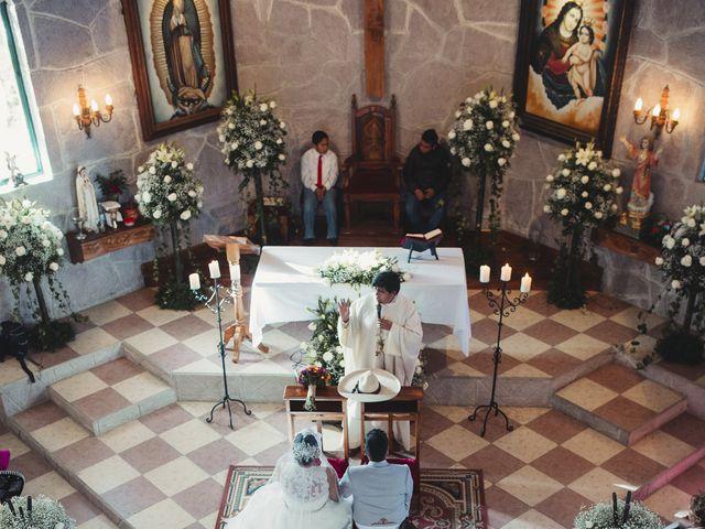 La boda de Fransisco y Marlene en Atizapán de Zaragoza, Estado México 11